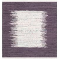 Safavieh Montauk 6' x 6' Beatrix Rug in Purple