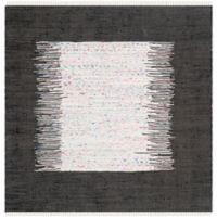 Safavieh Montauk 6' x 6' Beatrix Rug in Black