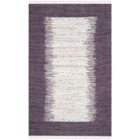 Safavieh Montauk 6' x 9' Beatrix Rug in Purple