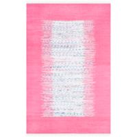 Safavieh Montauk 6' x 9' Beatrix Rug in Pink