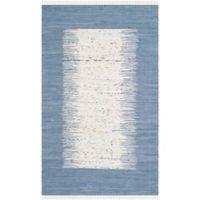 Safavieh Montauk 6' x 9' Beatrix Rug in Dark Blue