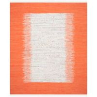 Safavieh Montauk 8' x 10' Beatrix Rug in Orange