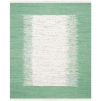 Safavieh Montauk 9' x 12' Beatrix Rug in Sea Green