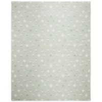 Safavieh Montauk 8' x 10' Bradley Rug in Light Green