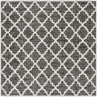 Safavieh Montauk 6' x 6' Jolie Rug in Black
