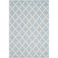 Safavieh Montauk 6' x 9' Jolie Rug in Light Blue