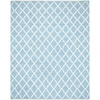 Safavieh Montauk 8' x 10' Jolie Rug in Light Blue