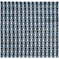 Safavieh Montauk 6' x 6' Savoy Rug in Ivory Blue