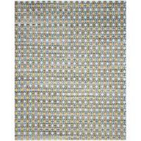 Safavieh Montauk 8' x 10' Savoy Rug in Gold
