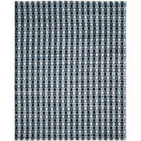 Safavieh Montauk 9' x 12' Savoy Rug in Ivory Blue
