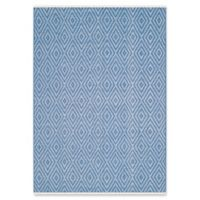 Safavieh Montauk 5' x 8' Griffith Rug in Blue