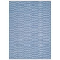 Safavieh Montauk 6' x 9' Griffith Rug in Blue