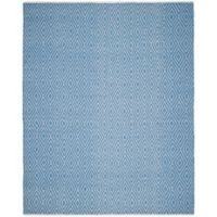 Safavieh Montauk 9' x 12' Griffith Rug in Blue