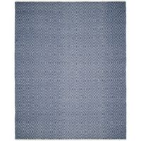 Safavieh Montauk 9' x 12' Griffith Rug in Navy