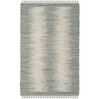 Safavieh Montauk 3' x 5' Easton Rug in Grey