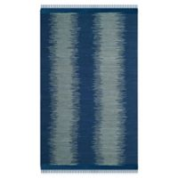 Safavieh Montauk 5' x 8' Easton Rug in Navy