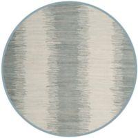 Safavieh Montauk 6' x 6' Easton Rug in Grey