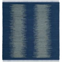 Safavieh Montauk 6' x 6' Easton Rug in Navy