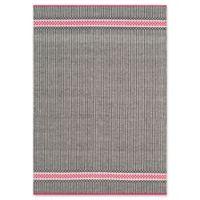 Safavieh Montauk 5' x 7' Allison Rug in Light Pink