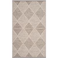 Safavieh Montauk 4' x 6' Foster Rug in Grey