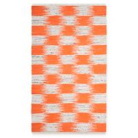 Safavieh Montauk 5' x 8' Barnet Rug in Orange