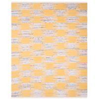 Safavieh Montauk 8' x 10' Barnet Rug in Yellow