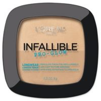 L'Oreal® Paris Infallible .31 oz. Pro-Glow Powder in Creamy Beige