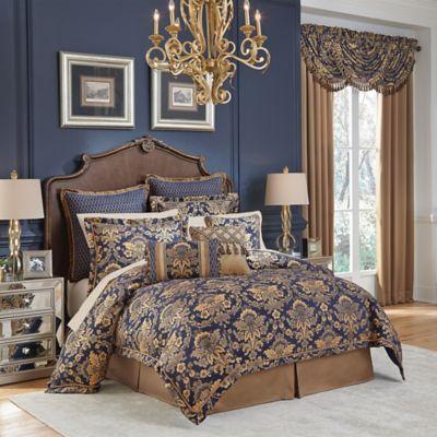 comforter cela bedding web croscill set closeup