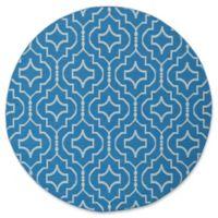 Safavieh Montauk 6' x 6' Sascha Rug in Blue