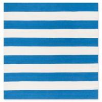 Safavieh Montauk 4' x 4' Saylor Rug in Blue