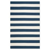 Safavieh Montauk 5' x 8' Saylor Rug in Navy