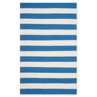 Safavieh Montauk 5' x 8' Saylor Rug in Blue