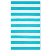 Safavieh Montauk 5' x 8' Saylor Rug in Turquoise