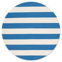 Safavieh Montauk 6' x 6' Saylor Rug in Blue