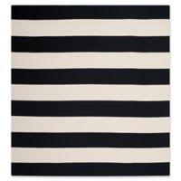 Safavieh Montauk 6' x 6' Saylor Rug in Black