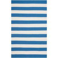 Safavieh Montauk 6' x 9' Saylor Rug in Blue
