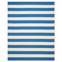 Safavieh Montauk 8' x 10' Saylor Rug in Blue