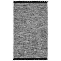 Safavieh Montauk 3' x 5' Mia Rug in Black