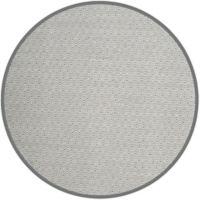 Safavieh Montauk 6' x 6' Rowan Rug in Grey