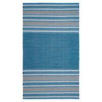 Safavieh Montauk 5' x 8' Savannah Rug in Blue