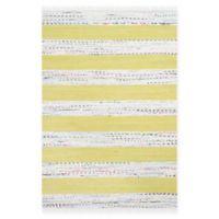 Safavieh Montauk 5' x 7' Pippa Rug in Light Green