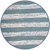 Safavieh Montauk 6' x 6' Pippa Rug in Grey