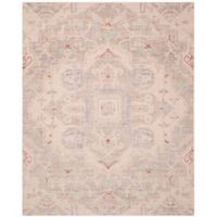 Safavieh Windsor Harper 6-Foot Square Area Rug in Light Grey