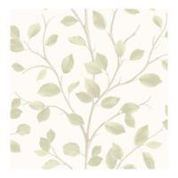 Beech Leaf Wallpaper in Natural