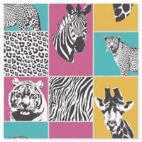 Fine Décor Zoya Safari Wallpaper in Multicolor