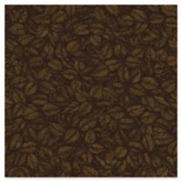 Wall Vision Amorina Leaf Wallpaper in Brown