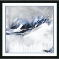 Amanti Art Silver Lining 34-Inch Square Framed Wall Art