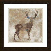 Amanti Art Oh Dear 18-Inch Square Framed Wall Art