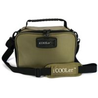 iCOOLer™ Freezable Lunch Bag in Green