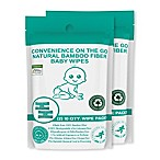 Convenience On the Go 2-Pack Baby Wipes